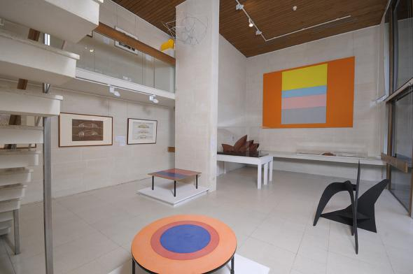 Modern times installation view 2009, Heide Museum of Modern Art, Photograph: John Brash