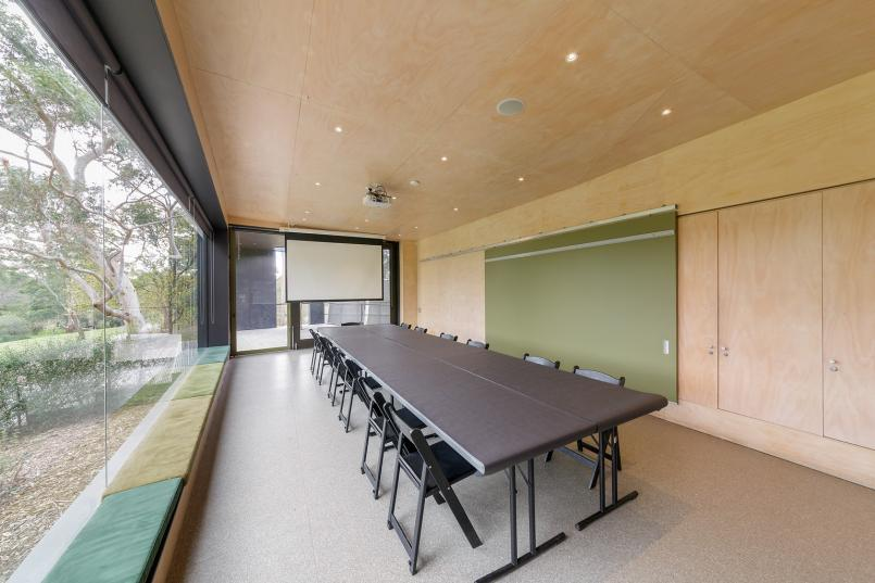 Sidney Myer Education Centre, photograph: Jeremy Weihrauch, 2015