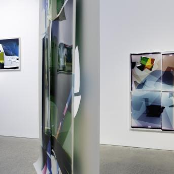 Installation view, Danica Chappell: Thickness of Time, Heide Museum of Modern Art, Photograph: Christian Capurro