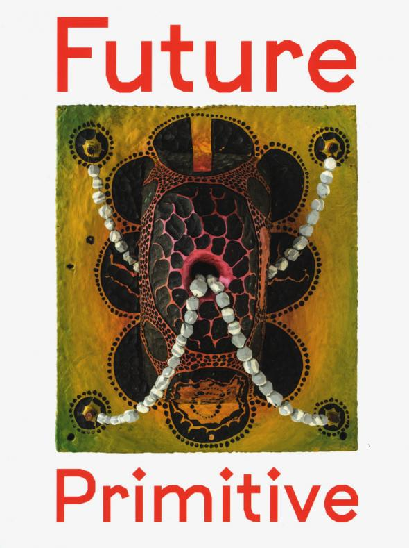 Future Primitive catalogue, © the artist