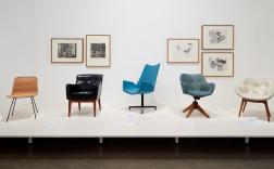 Installation view, Design for Life: Grant and Mary Featherston, Heide Museum of Modern Art, Melbourne, Photograph: Christian Capurro