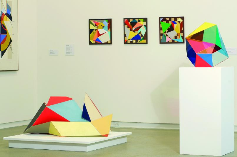 Cubism and Australian Art 2009, Photograph: John Brash