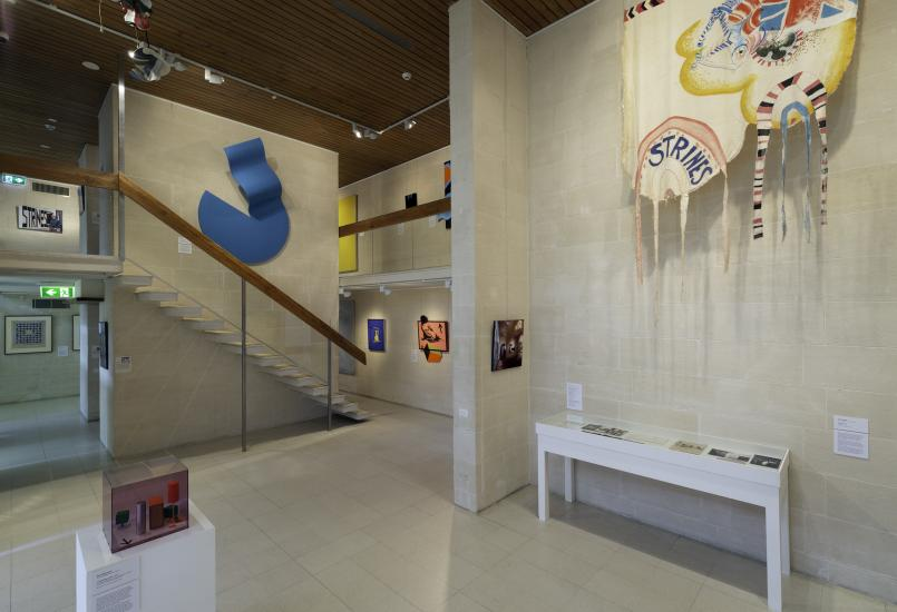 Installation view, Sweeney Reed and Strines Gallery, Photograph: Christian Capurro